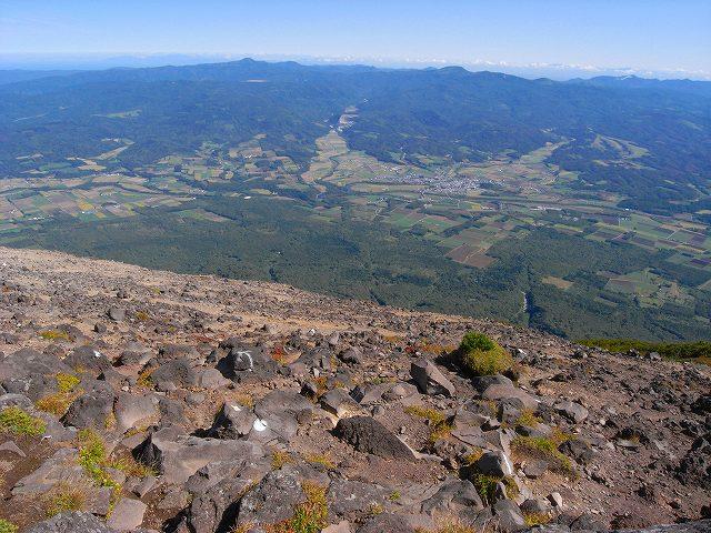 9月9日、羊蹄山-その2-_f0138096_11425475.jpg