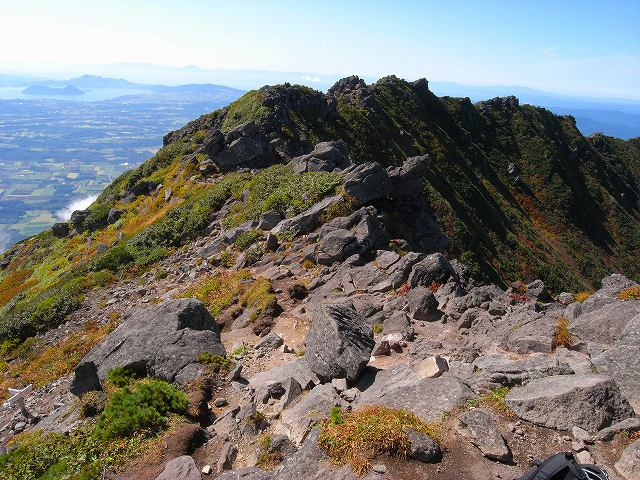 9月9日、羊蹄山-その2-_f0138096_1143481.jpg