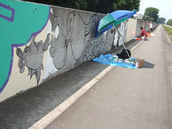利根町壁画プロジェクト_c0136311_20213368.jpg