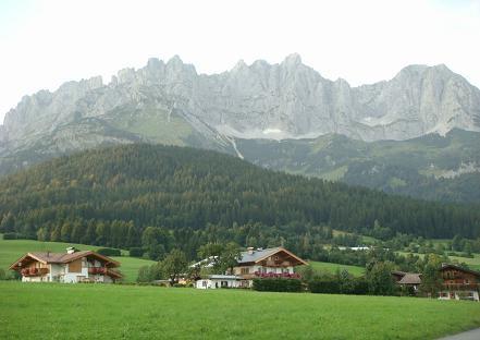 そして、オーストリアのチロル地方。何度も通り過ぎたことはあっても、滞在し... じゃーまんキッチ