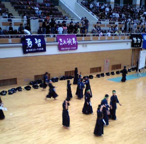泰斗の剣道の試合_f0150893_19472412.jpg