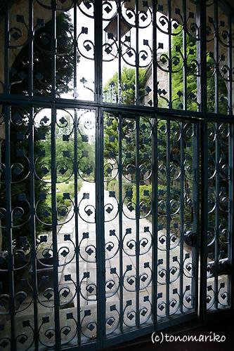 修道院でガーデンパーティー_c0024345_19105457.jpg