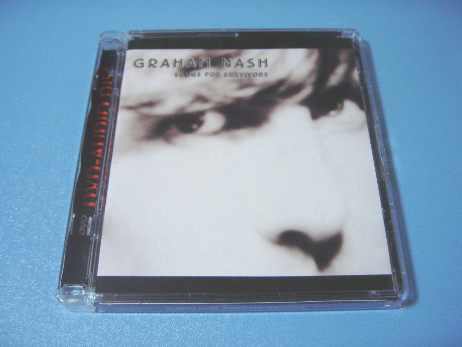Graham Nash / Songs for Survivors(DVD-AUDIO)_c0062649_23204664.jpg