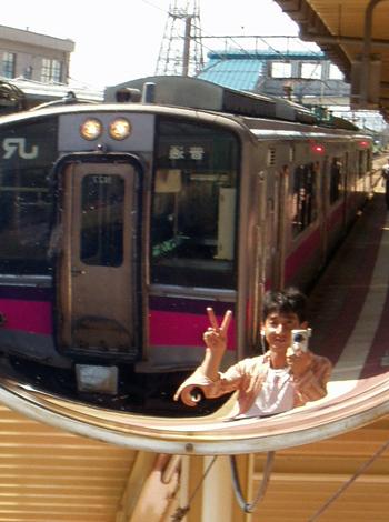 2008年9/5(金)『日本海の旅』 2日目前編_e0071652_22161427.jpg