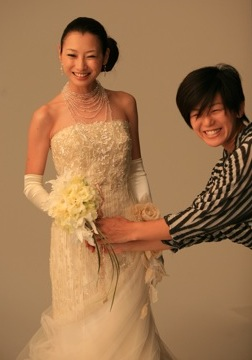 BRIDES wedding の撮影でした。_c0072971_22583642.jpg