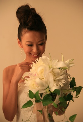 BRIDES wedding の撮影でした。_c0072971_2259971.jpg