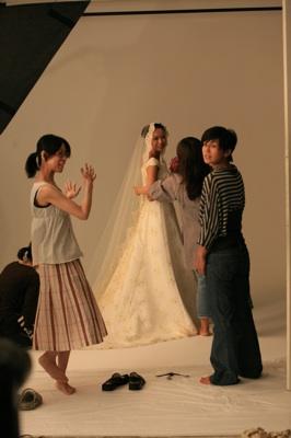 BRIDES wedding の撮影でした。_c0072971_237188.jpg
