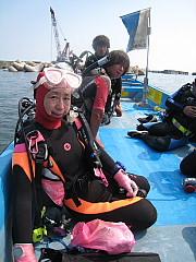トキめきダイビング 佐渡島。_d0046025_2473548.jpg