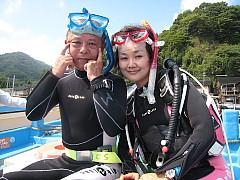 トキめきダイビング 佐渡島。_d0046025_2485824.jpg