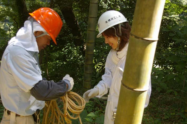 山に経済を戻す!「緑のダム北鎌倉」の取り組みをリポート_c0014967_0595223.jpg