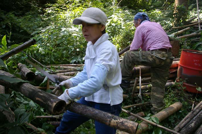 山に経済を戻す!「緑のダム北鎌倉」の取り組みをリポート_c0014967_1124844.jpg