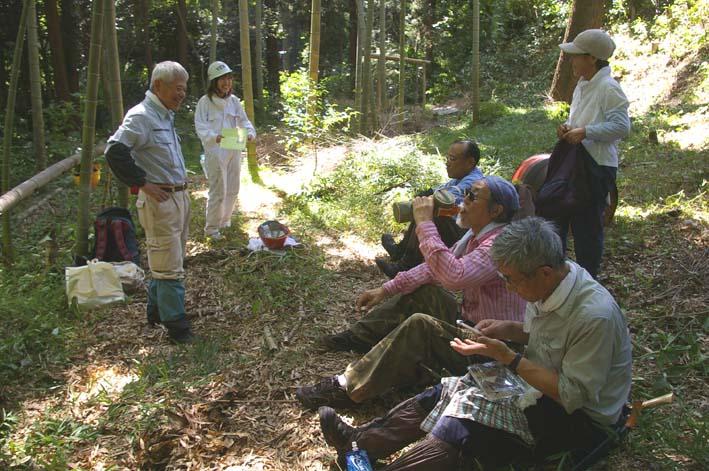 山に経済を戻す!「緑のダム北鎌倉」の取り組みをリポート_c0014967_145298.jpg