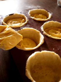 甘露煮でモンブランを作ってみる_c0110869_23193352.jpg