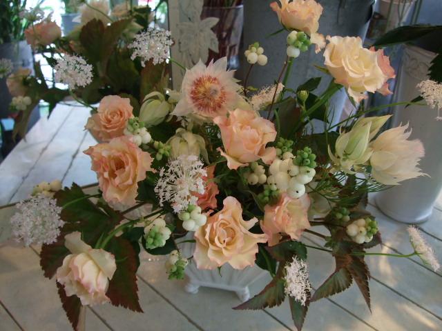 オークリーフ花の教室(長尾さんの作品)_f0049672_14174699.jpg