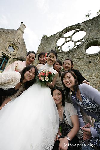同窓会と結婚式で高校にタイムスリップ_c0024345_20362884.jpg