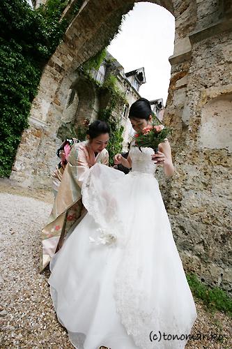 同窓会と結婚式で高校にタイムスリップ_c0024345_20464166.jpg