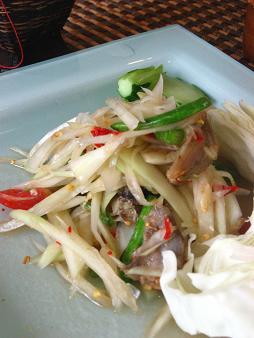 タイ料理教室~東北地方のお料理を学ぶ~_d0128268_2263324.jpg