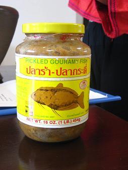 タイ料理教室~東北地方のお料理を学ぶ~_d0128268_2264758.jpg