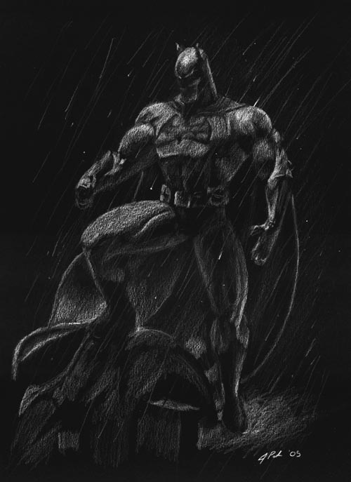 14 unique artistic interpretations of The Batman_f0011179_3422630.jpg