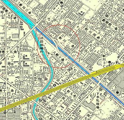 川岸対向道路の合流(1)_f0078286_1034353.jpg