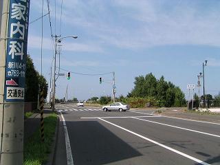 川岸対向道路の合流(1)_f0078286_955672.jpg
