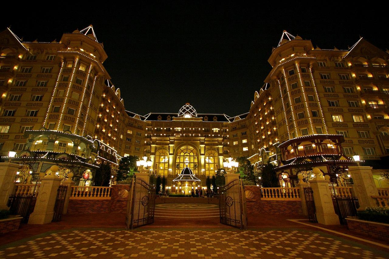 ディズニーホテル : 【ディズニー】6大オフィシャルホテル徹底比較