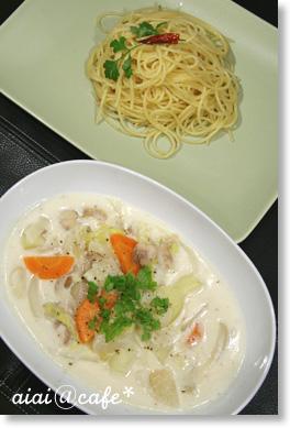 和野菜のクリームシチュー_a0056451_13405120.jpg