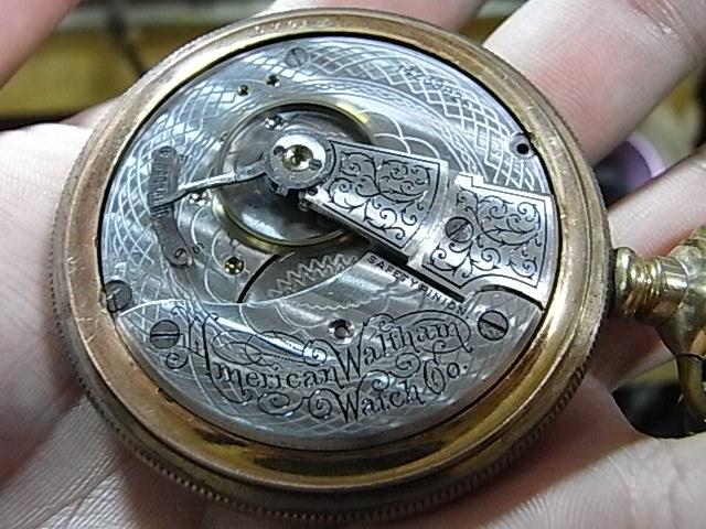 おじいちゃんの時計。_d0014014_2114134.jpg