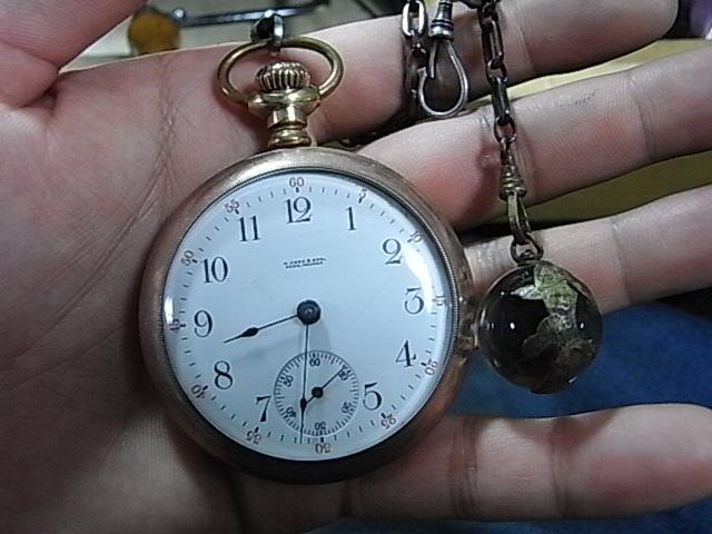 おじいちゃんの時計。_d0014014_2114142.jpg