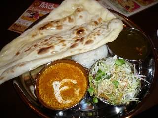 インド料理 RAJA(ラジャ)_b0054727_464977.jpg