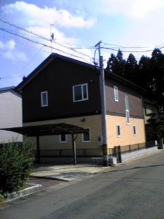 花巻 TKさん邸新築工事_c0049344_1458156.jpg