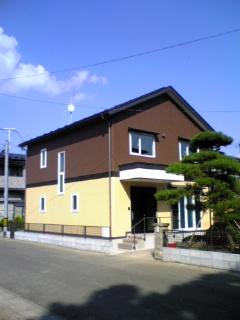 花巻 TKさん邸新築工事_c0049344_1458168.jpg