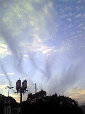 秋の雲、うろこ雲_e0103327_17225263.jpg