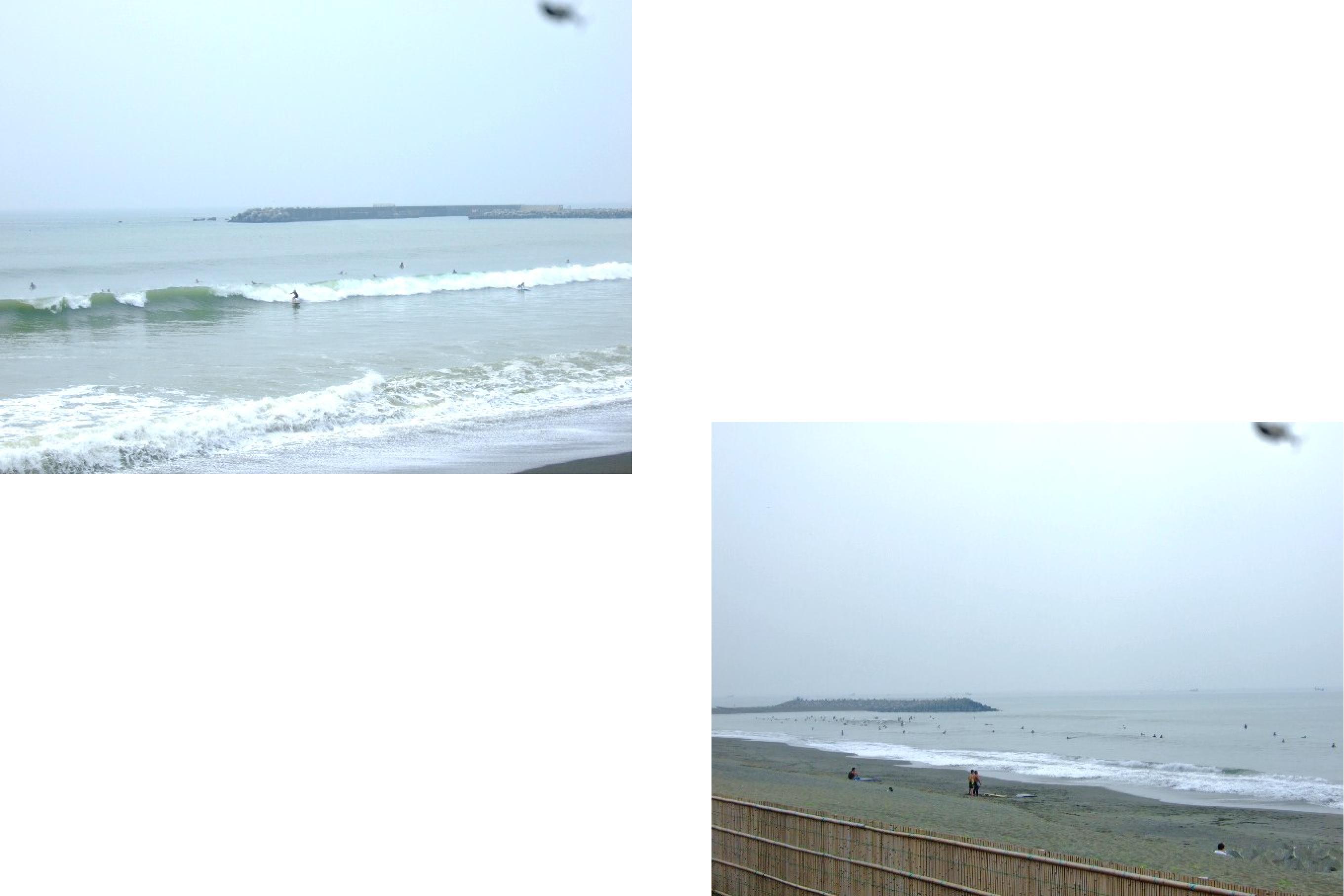 湘南海岸の夏も終り秋の雰囲気が!_b0137932_18373635.jpg