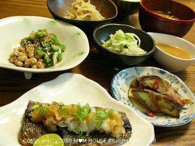 秋刀魚のソテー☆たっぷり大根おろしとシークヮーサー♪_c0139375_19281684.jpg