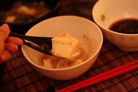 とろける湯豆腐_c0126120_1203240.jpg