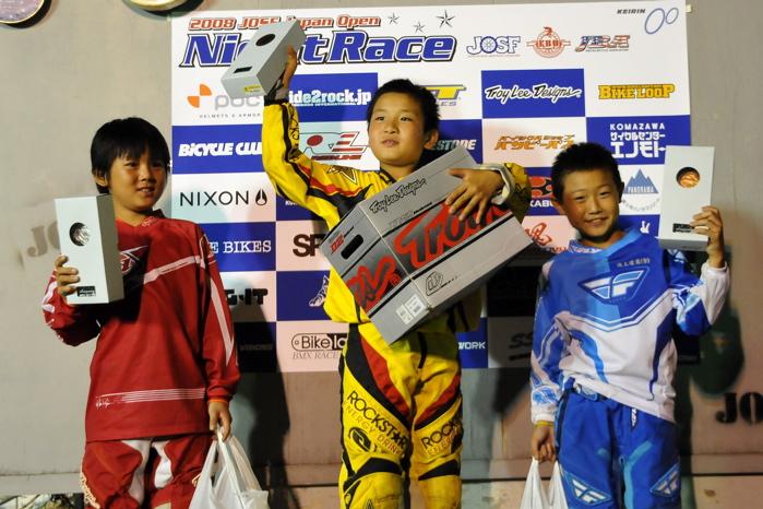 2008緑山ジャパンオープンナイトレースVOL14:ミルキー8、9、ジュニアクラス決勝_b0065730_2142065.jpg