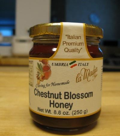 栗の蜂蜜。。。_c0135045_10573131.jpg
