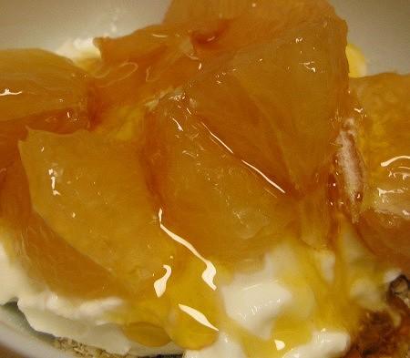 栗の蜂蜜。。。_c0135045_10575498.jpg