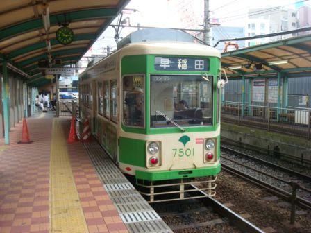 東京のトラム_b0017215_21435633.jpg