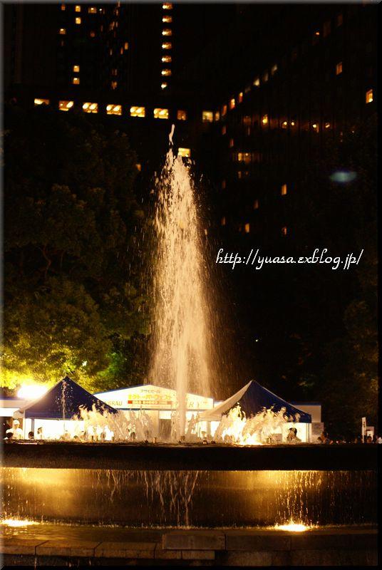 ASAHI BEER Oktobarfest in Hibiya に行ってきました_f0156117_164240100.jpg