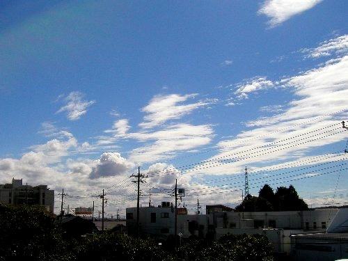 きょうの空。2_b0157216_21482570.jpg