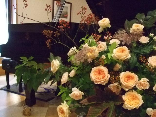 オークリーフ(秋のキャラメルアンティーク)_f0049672_11531771.jpg