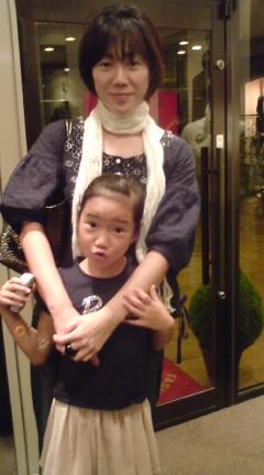 ユミサマとモエちゃま♪_f0126121_2143351.jpg
