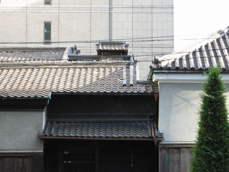 小西平兵衛邸 (現 銭高組伏見高徳寮)_f0139570_196507.jpg