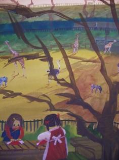 展覧会■10/15-20 おりはら かずみ。回顧展 ~絵描きの頃~ 【水彩タブロー・イラスト他】_e0091712_4564348.jpg