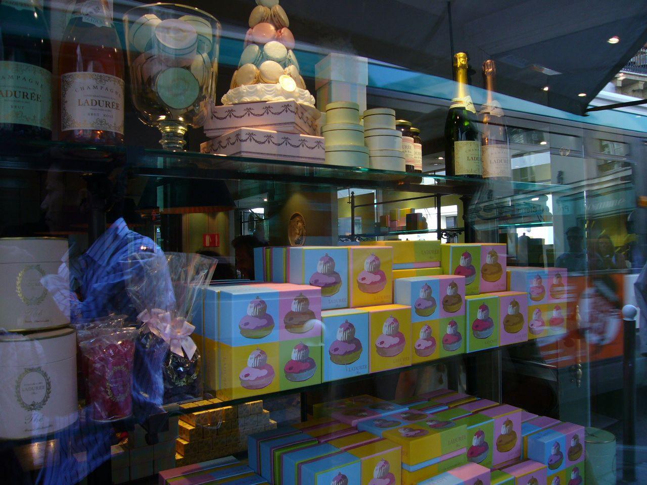 Parisの甘い物。_c0175022_9554951.jpg