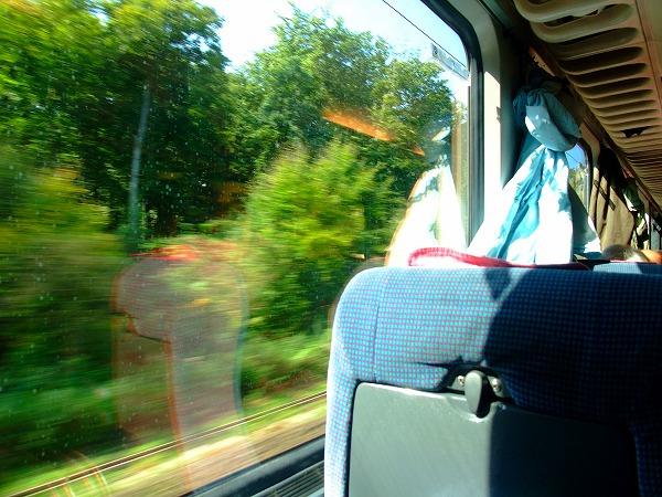ドイツ鉄道の旅のはじまりはじまり_f0050534_13125226.jpg