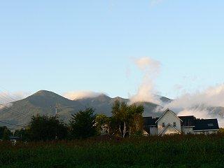雲が湧き立つ甲斐駒が岳_f0019247_1974220.jpg