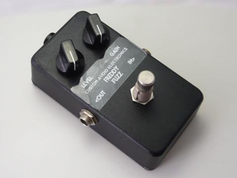Custom Audio Electorics - FREEDY FUZZ_f0186957_9151328.jpg